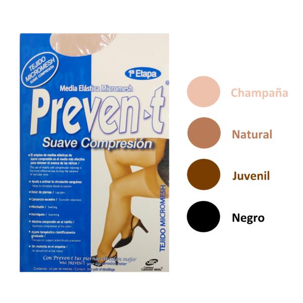 medias-prevent-suave-compresion-1-par-clasica-circulacion