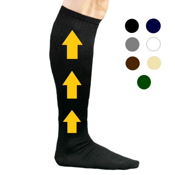 calcetin-elastico-graduado-mediana-compresion-hombre-prevent