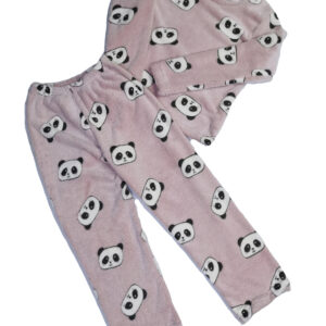 pijama-polar-dama-mujer-manga-larga-pantalon-3363-lazy-lola
