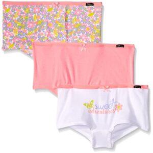 boxer-skiny-71846-algodon-nina-adolescente-paquete-3-piezas