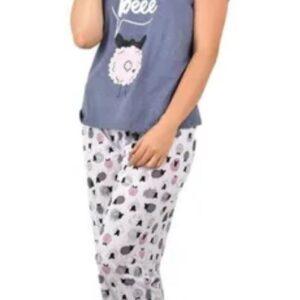 pijama-3329-lazy-lola-algodon-dama-sin-manga-y-pantalon